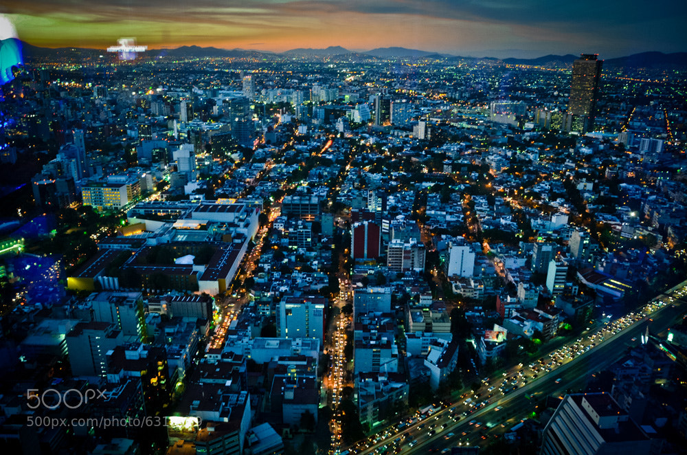 Photograph Mexico City by Héctor Barrera Carrera on 500px