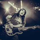 ������, ������: IRON MAIDEN Steve Harris