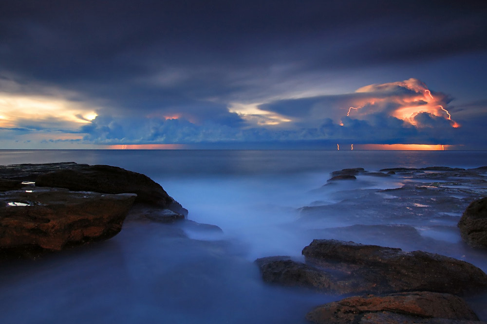 Photograph  Bangalley Storm by Tim Donnelly on 500px