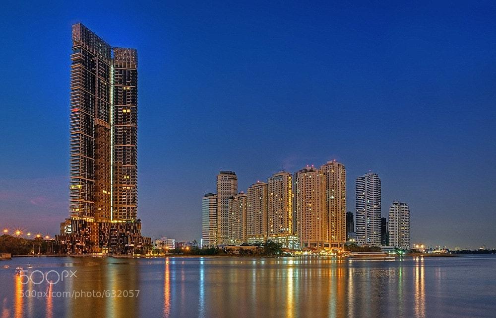 Photograph BKK skyline by Reinhard Latzke on 500px