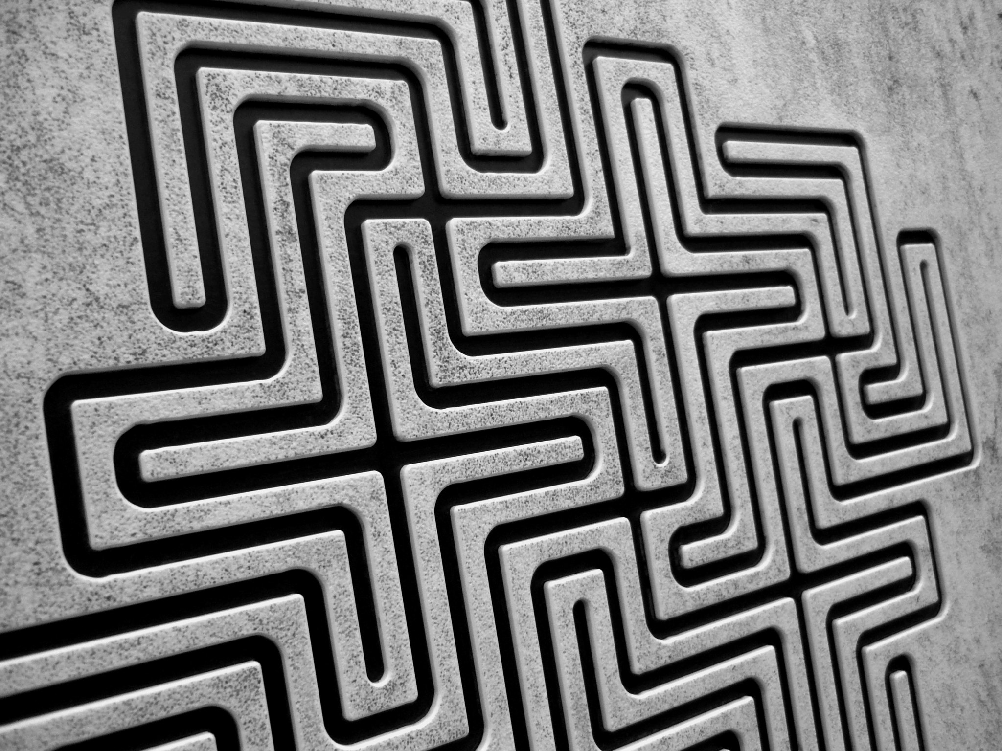 Photograph Labyrinth by Tereza Terezz on 500px