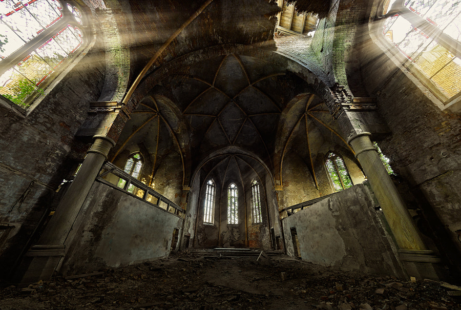 The Cathedral by Andy Kämpf on 500px.com