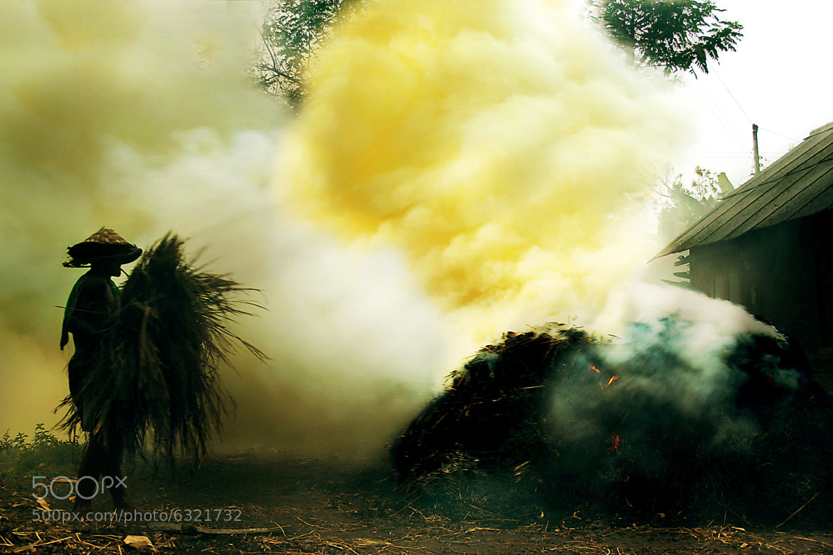 Photograph Burning by 3 Joko on 500px
