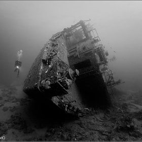 Wreck Outside. Kimon M by Dmitry Vinogradov (DmitryVinogradov)) on 500px.com