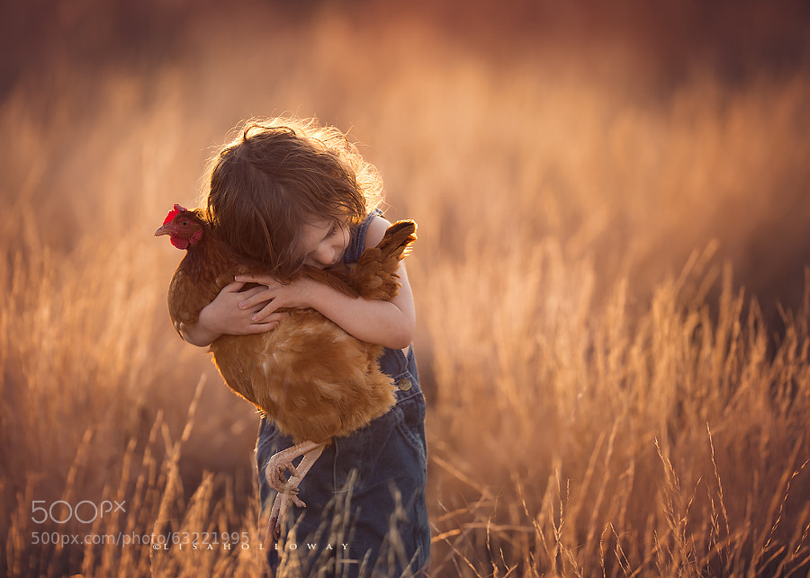 Photograph Childhood Innocence by Lisa Holloway on 500px