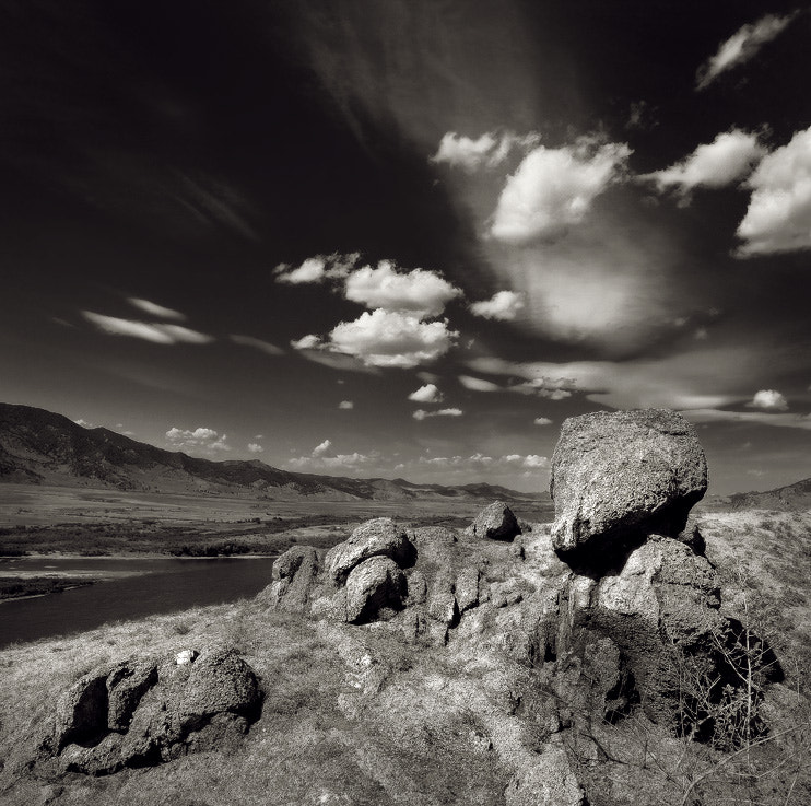 Photograph Clouds and stones by Gennady Matveenkov on 500px