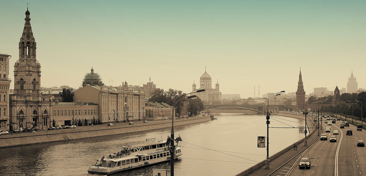 Photograph Moscow by Sergey Konstantinov on 500px
