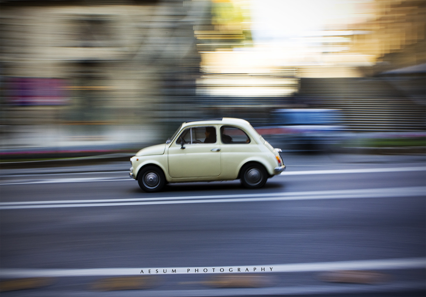 Photograph Fiat 500 by Angelo Domini on 500px
