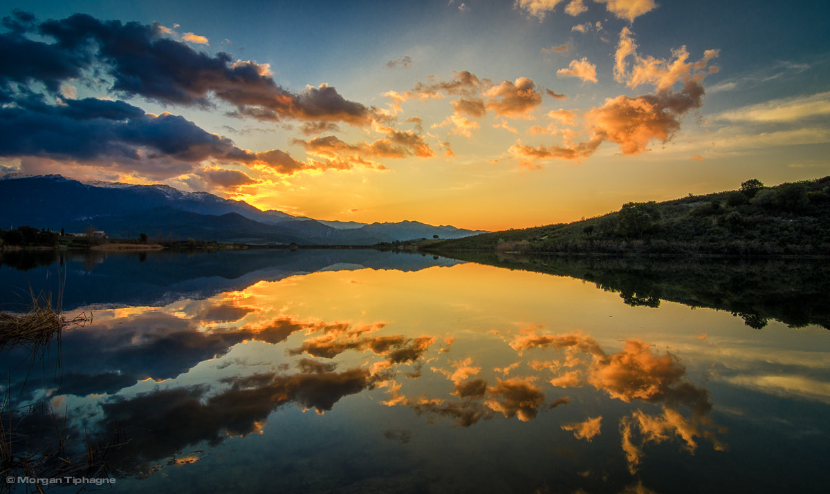 Photograph Mirror lake by Morgan Tiphagne on 500px