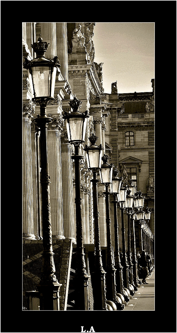 Photograph Candelabras in le Louvre by Loïc Auffray on 500px