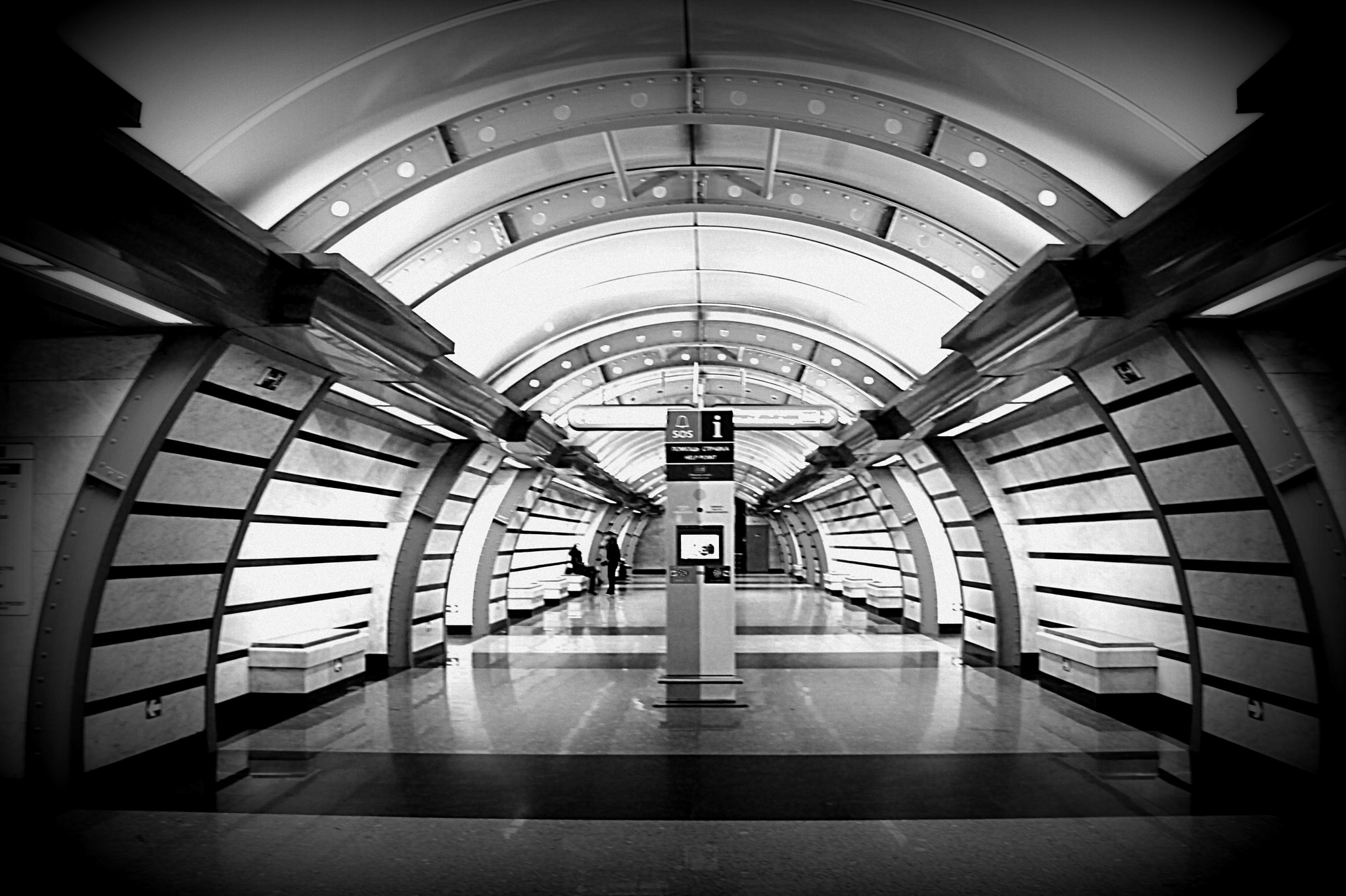 Photograph the subway by Yulia Ne on 500px