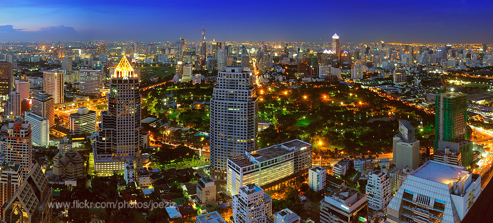 Photograph Building&Park in Bangkok by Ekkachai Pholrojpanya on 500px