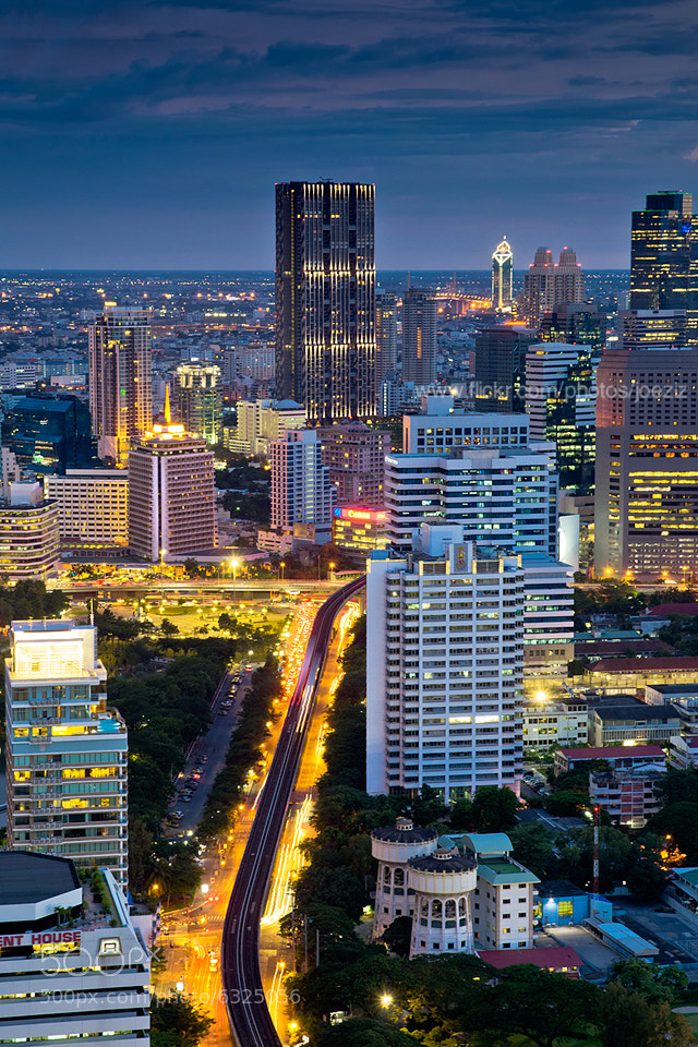 Photograph Silom by Ekkachai Pholrojpanya on 500px
