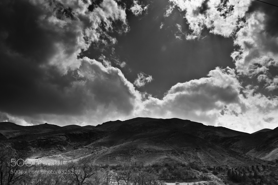 Photograph Clouds BW 02 by Shahram  Mirkhani on 500px