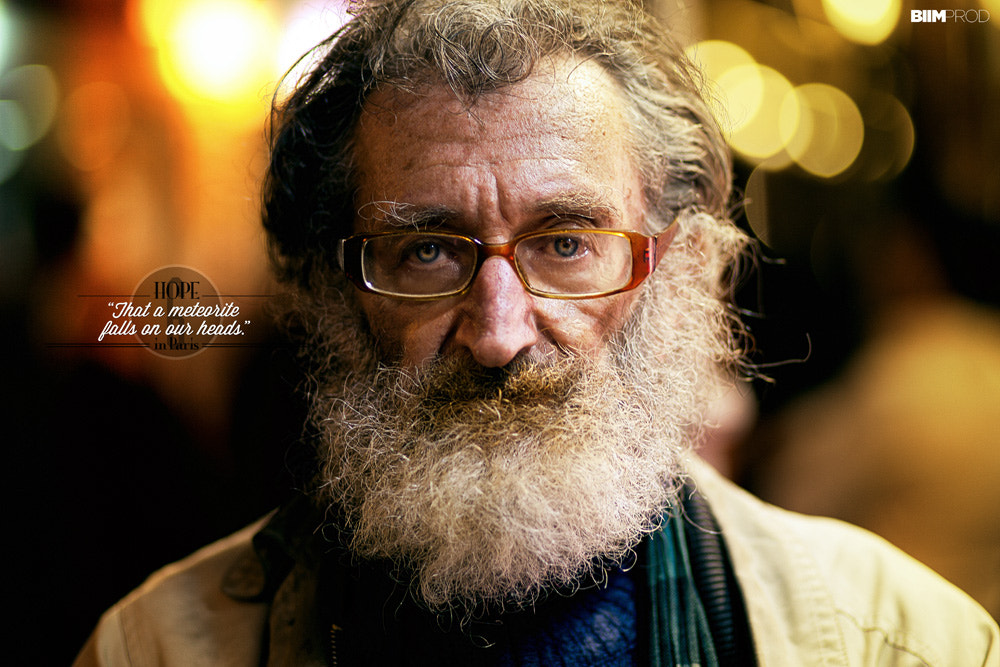 Photograph HOPE #6 : JACQUES by BIIMPROD  on 500px