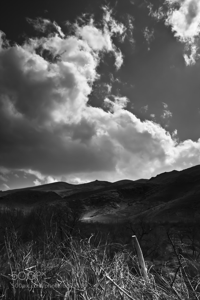 Photograph Clouds BW 03 by Shahram  Mirkhani on 500px