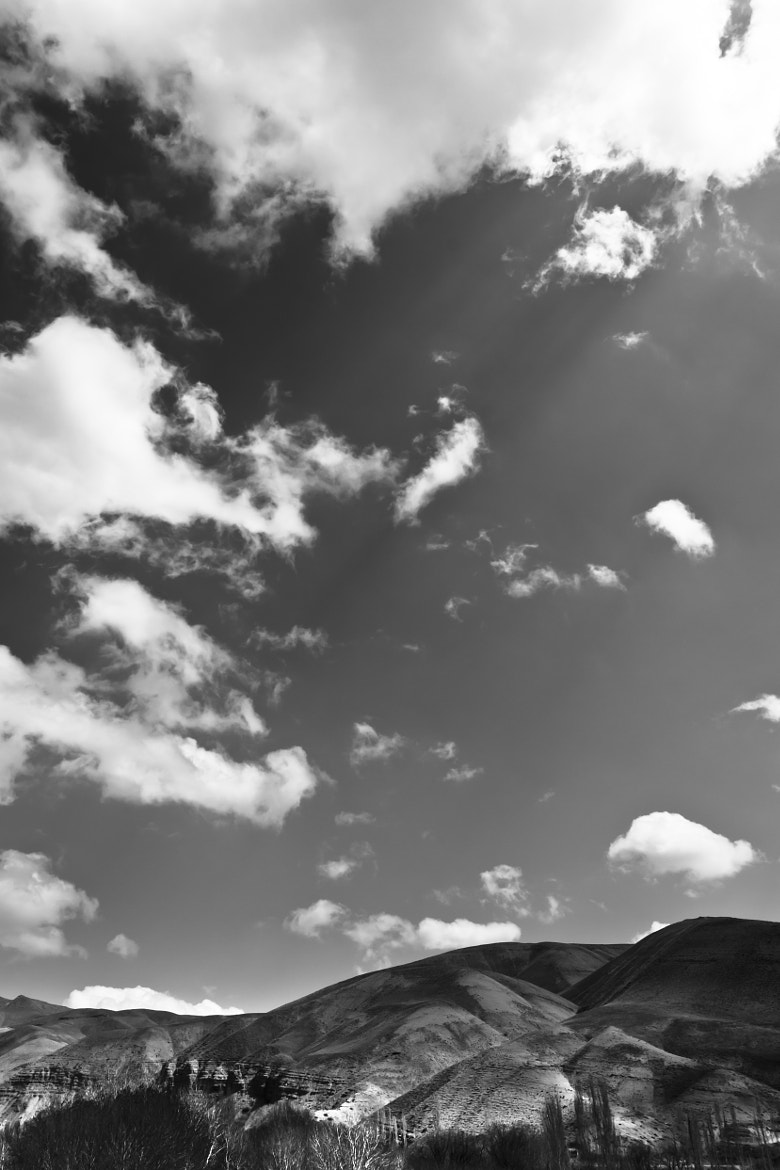Photograph Clouds BW 04 by Shahram  Mirkhani on 500px