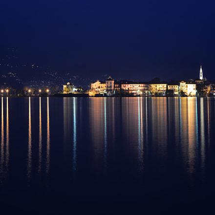 Isola dei Pescatori - Night view