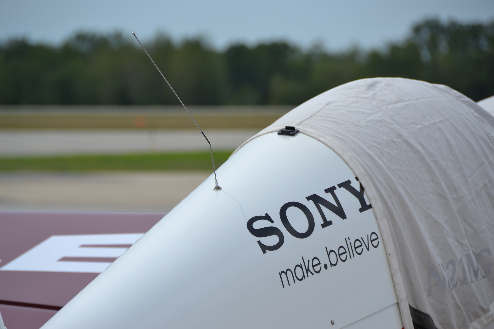 Photograph Sony Plane Uncovering by Daniel Joseph on 500px