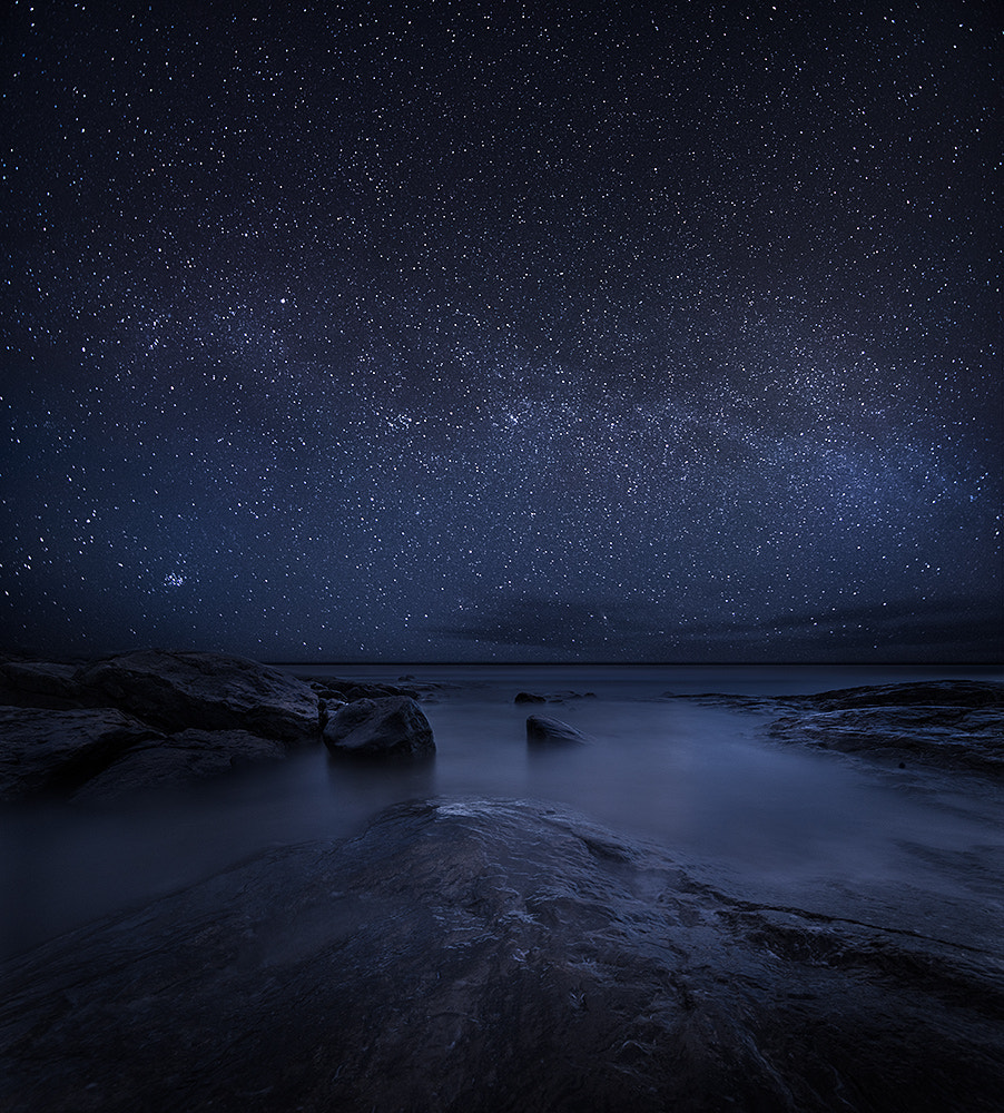 Photograph Dark Night by Mikko Lagerstedt on 500px