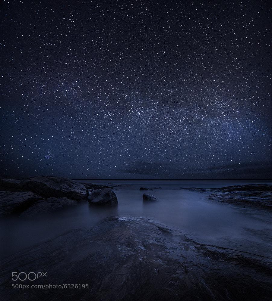 Photograph Dark Night by Mikko Lagerstedt on 500px