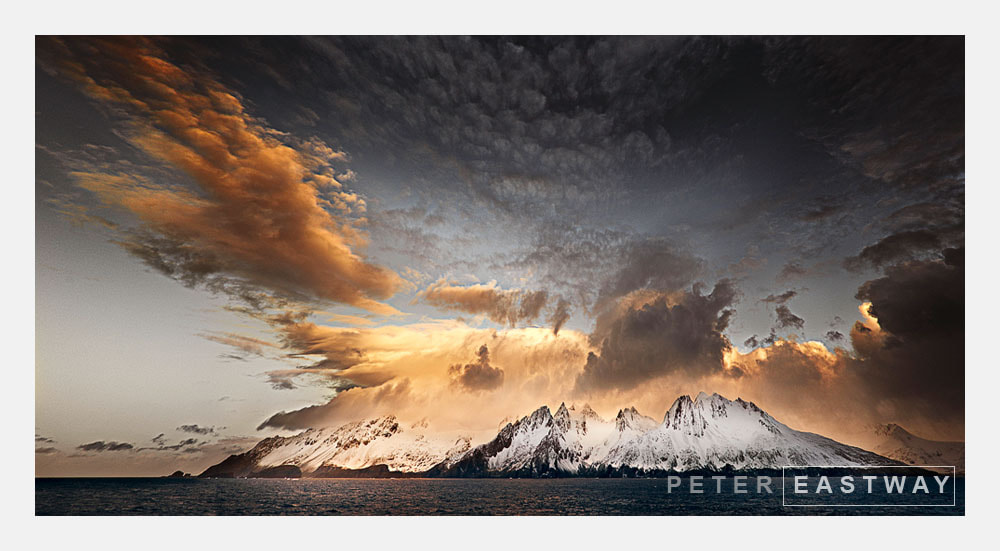Photograph South Georgia Island Approach by Peter Eastway on 500px