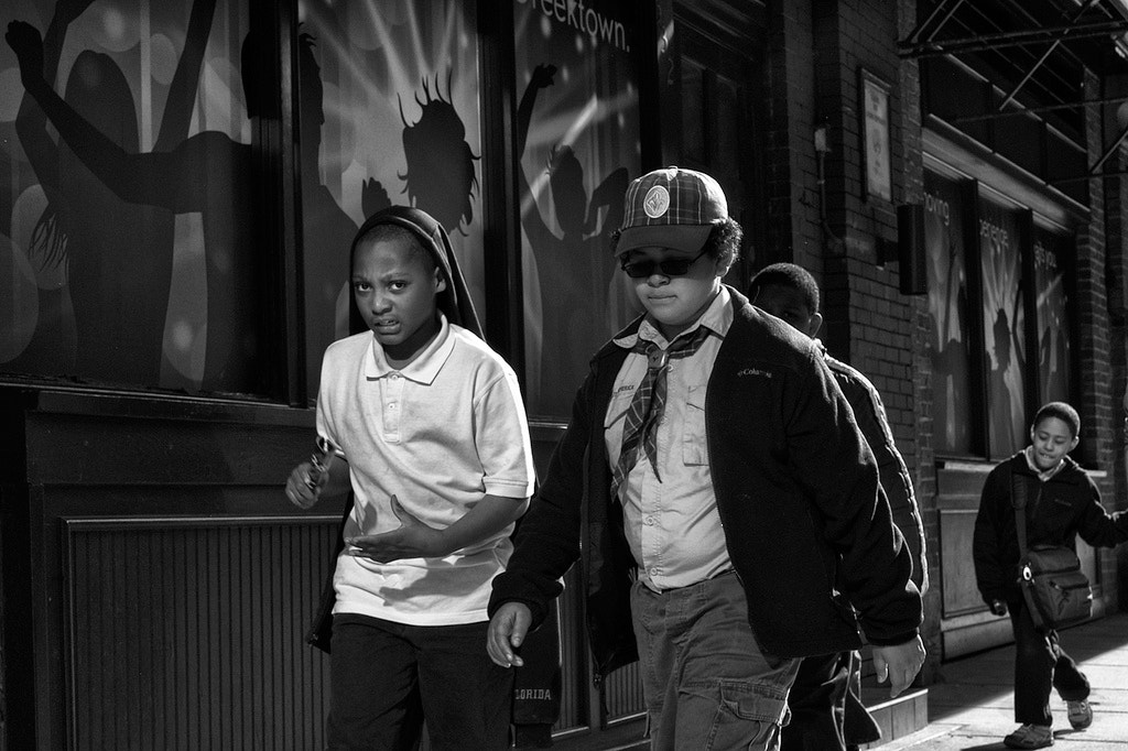 Photograph the cool kids (Detroit 2012) by Brian Day on 500px