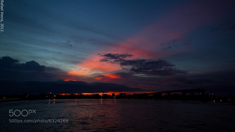 Photograph Nascer do Sol sobre Porto Velho by Rafael Vieira on 500px