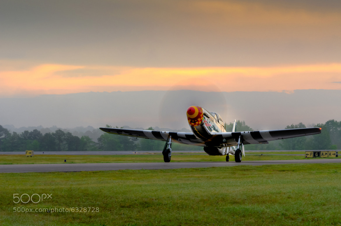 Photograph Mustang Sunrise by Chris Buff on 500px