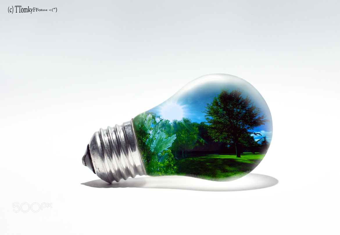 Photograph Eco Light by Tomas Heriban on 500px