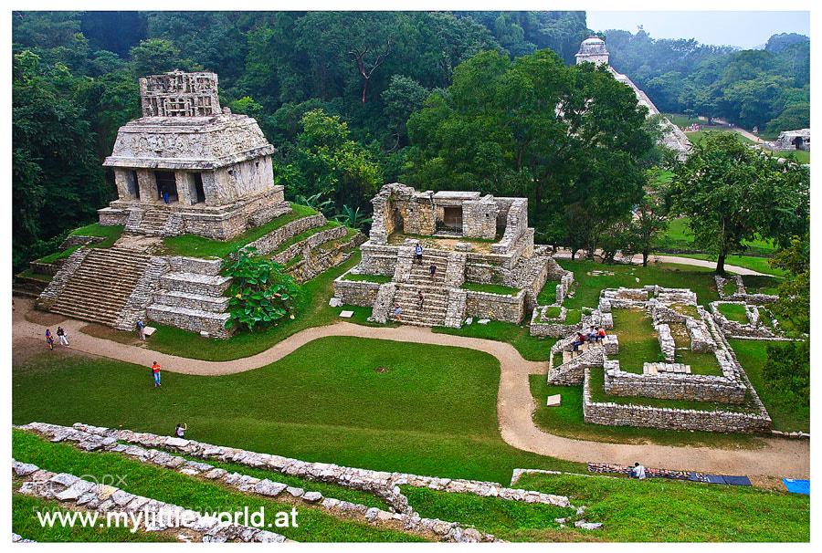 Photograph Palenque by Alex Ondrejkovics on 500px