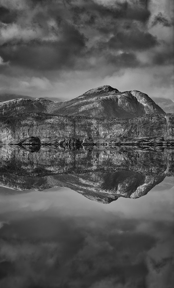 Photograph Mountain Reflection by Andy Astbury on 500px