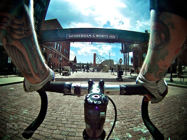 Photograph Gooderham & Warts by Rhys Hastings on 500px