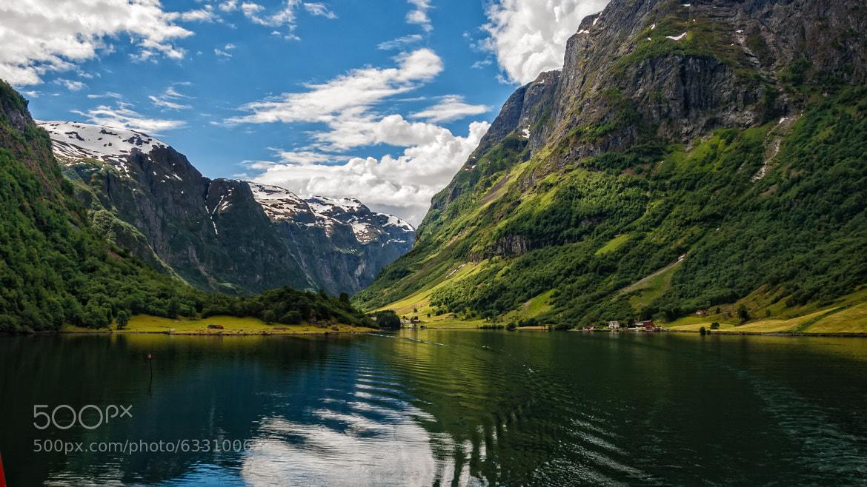 """Photograph """"Nærøyfjord"""" by We Sch on 500px"""