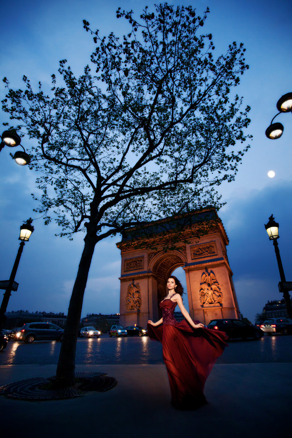 Photograph Paris I by Andrey Balabasov on 500px
