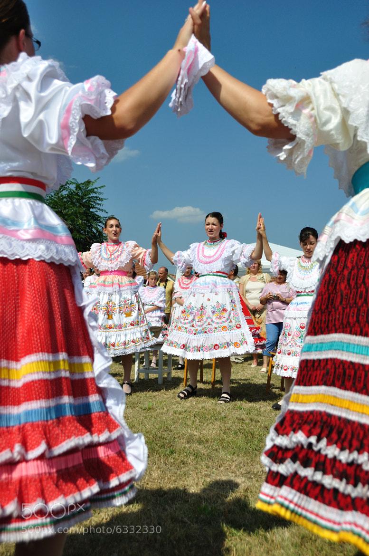 Photograph Round Dance by Csilla Zelko on 500px
