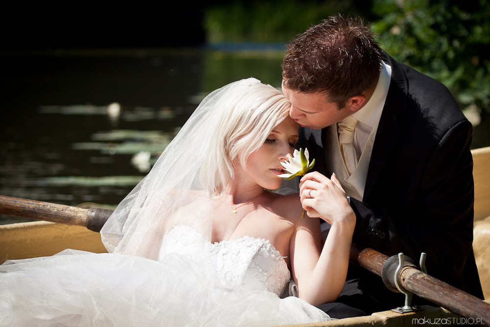 Photograph Outdoor wedding session  by Rafal Makiela on 500px