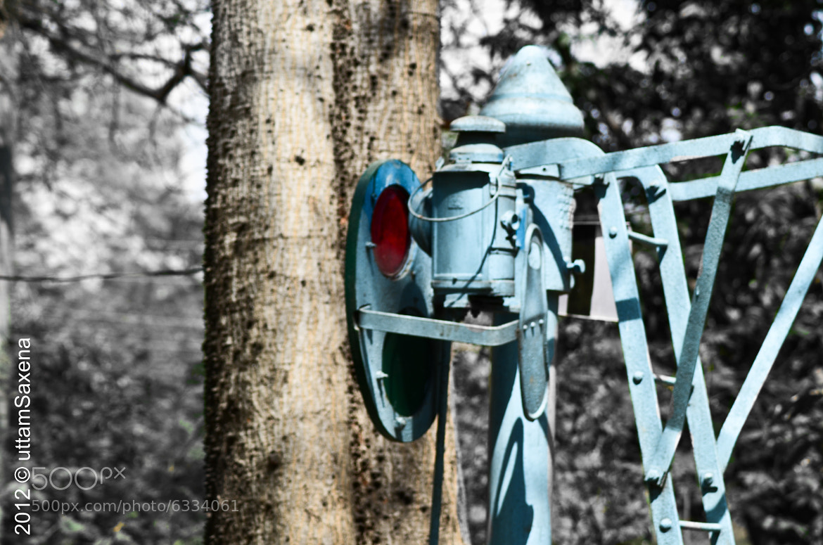 Photograph Life always gives us appropriate signals by Uttam Saxena on 500px