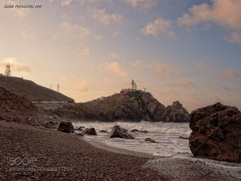 Photograph The lighthouse by Jose A. Jerez on 500px