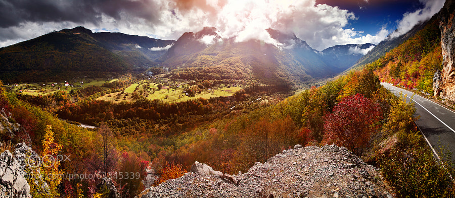 Photograph Valley of light by Sergey Sutkovoy on 500px