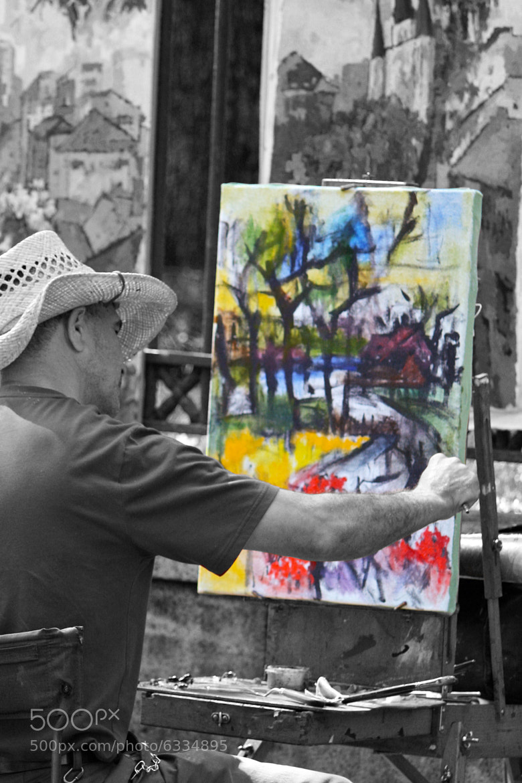 Photograph Color the world by Nadia Prokofieva on 500px