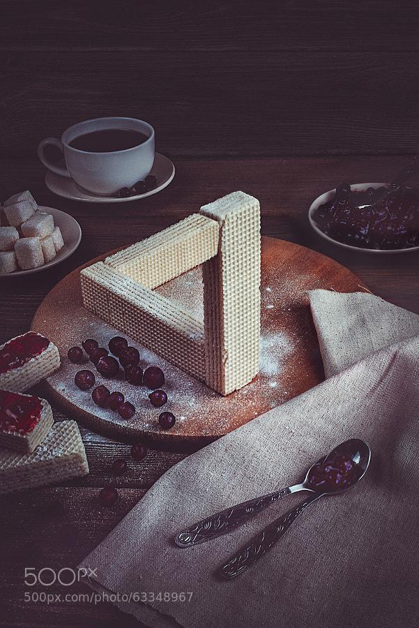 Photograph Penrose waffles (update) by Dina Belenko on 500px