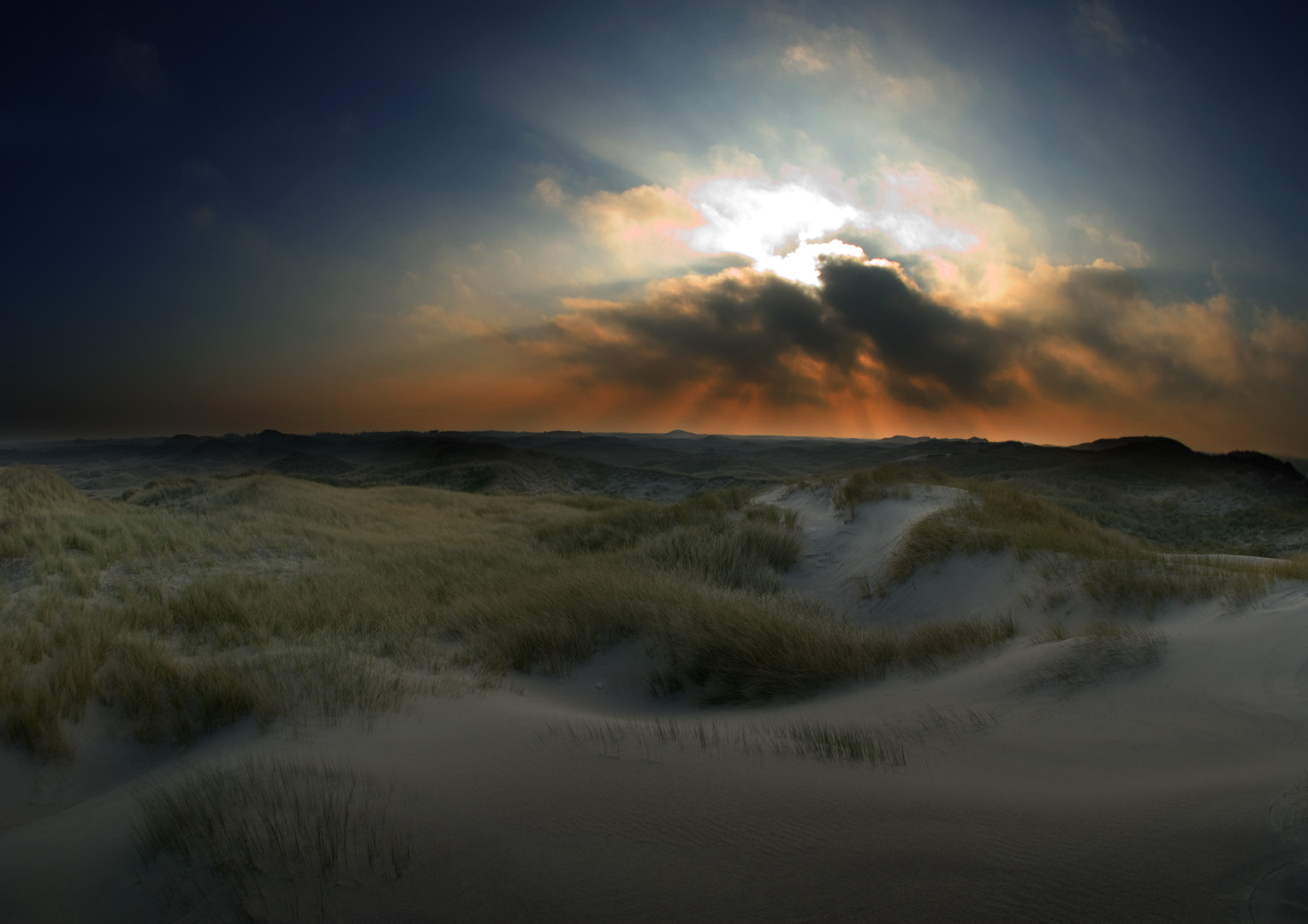 Photograph Sunrise at The Danish West Coast by Søren Udby on 500px
