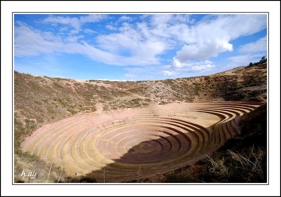 Photograph Moray-Peru by HUSEYIN AY on 500px