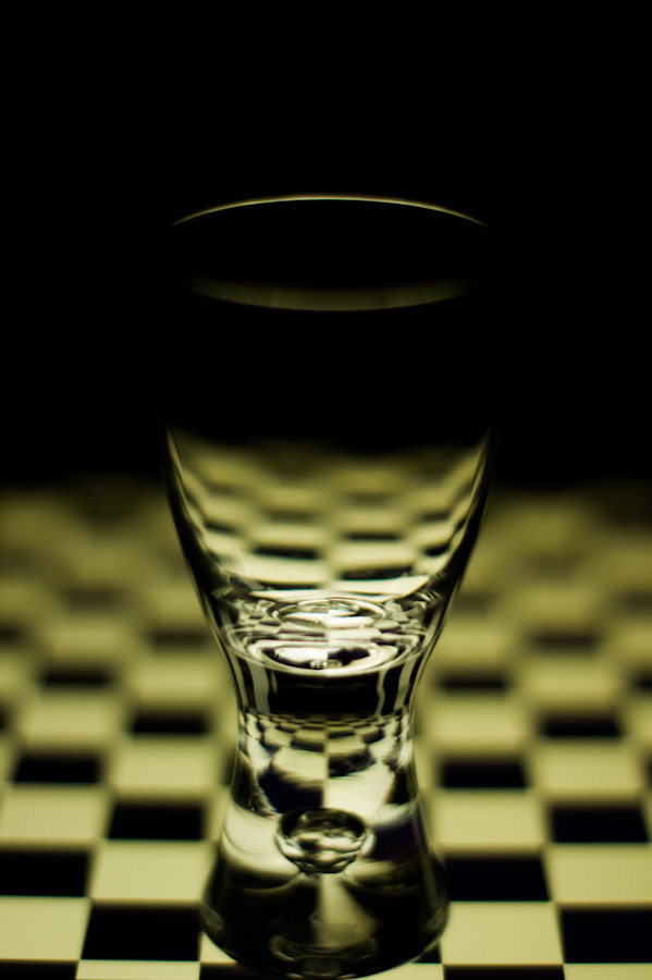 Photograph Empty glass by Ken Ardito on 500px