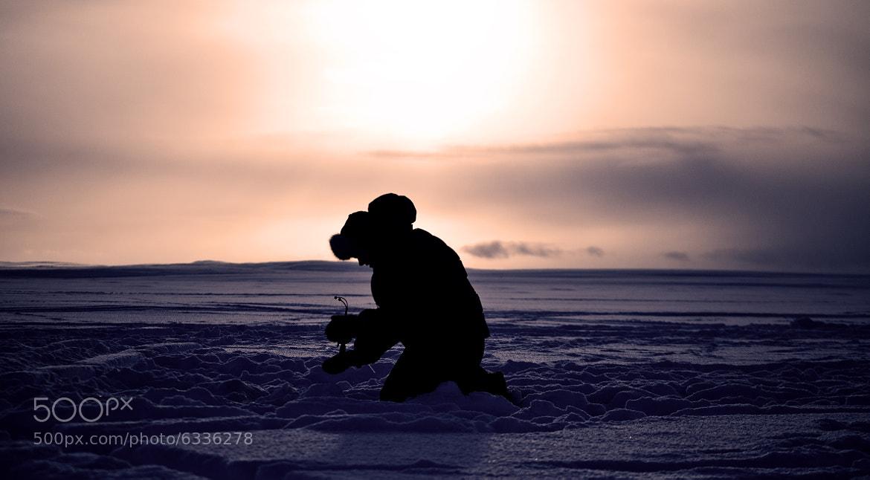 Photograph Isfiske by Tor Egil Rasmussen on 500px
