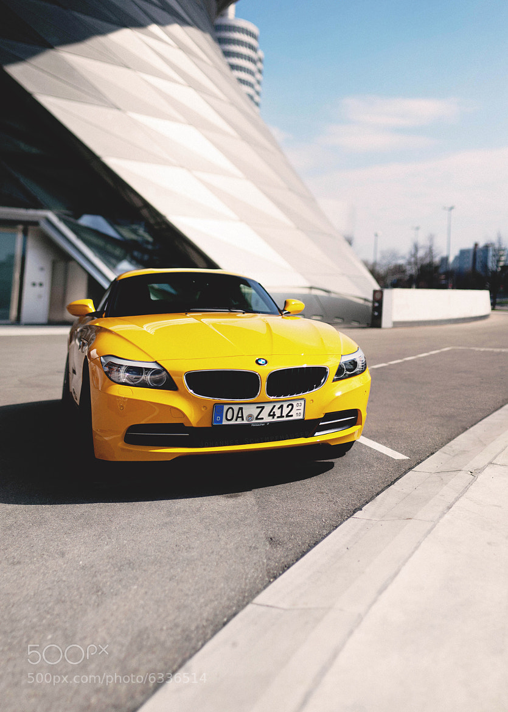 Photograph BMW Z4 by Johannes  Schimpfhauser on 500px