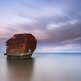 Rusted Away by Gary McParland (garymcparland) on 500px.com