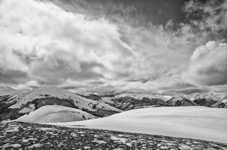Tribute To Ansel Adams By Matteo Senesi On 500px