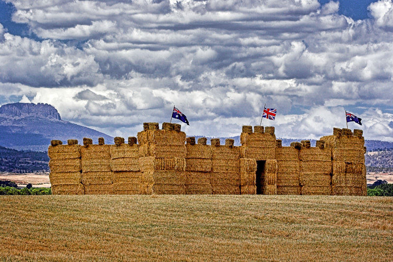 Photograph Hay Castle by Peter Daalder on 500px